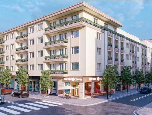 souss plaza appartement agadir