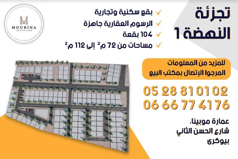 projet anahda biougra